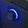MEWATEC Dusch-WC Komplettanlage EasyUp iBidet Rotary Knopf beleuchtet Detail