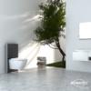 MEWATEC MagicWall touch Spuelkasten Spuelwand Ambiente Dushlet Memphis Dusch-WC Komplettanlage