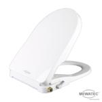 MEWATEC Dushlet Nevada Dusch-WC Aufsatz nichtelektronisch offen hinten