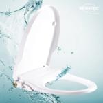 MEWATEC Dushlet Nevada Dusch-WC Aufsatz nichtelektronisch