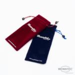 MEWATEC Reise Dusch-WC Travelet Tasche rot blau