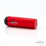 MEWATEC Reise Dusch-WC Travelet liegend rot