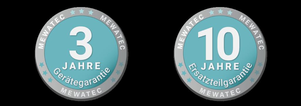MEWATEC MewaProtect Garantien