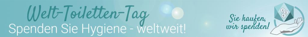 MEWATEC Spendenaktion zum Welt-Toiletten-Tag